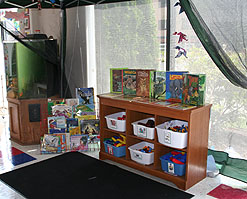 The Science Tent